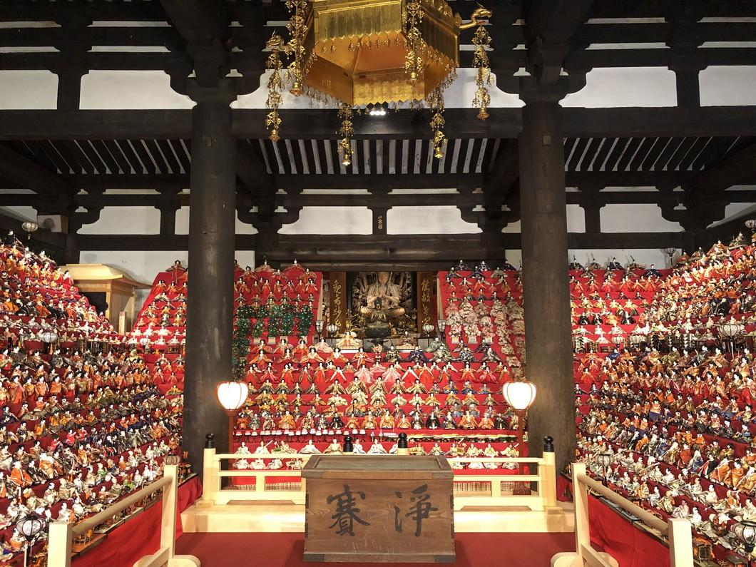 写真:壷阪寺