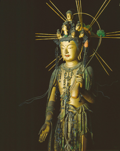 十一面観音菩薩立像特別開帳、寺宝展など