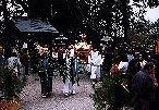 笠山荒神四月大祭