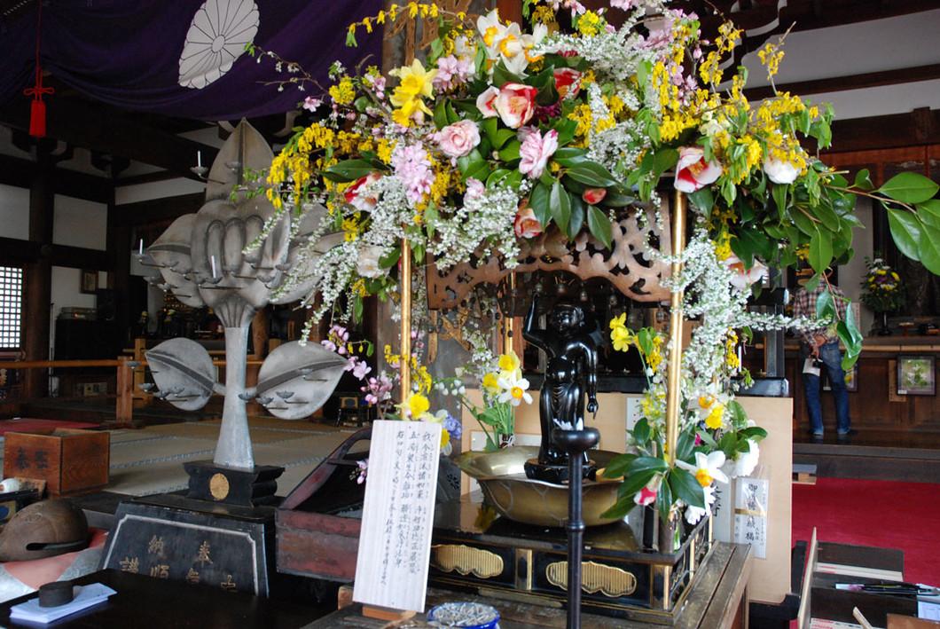 花祭り(灌仏会)