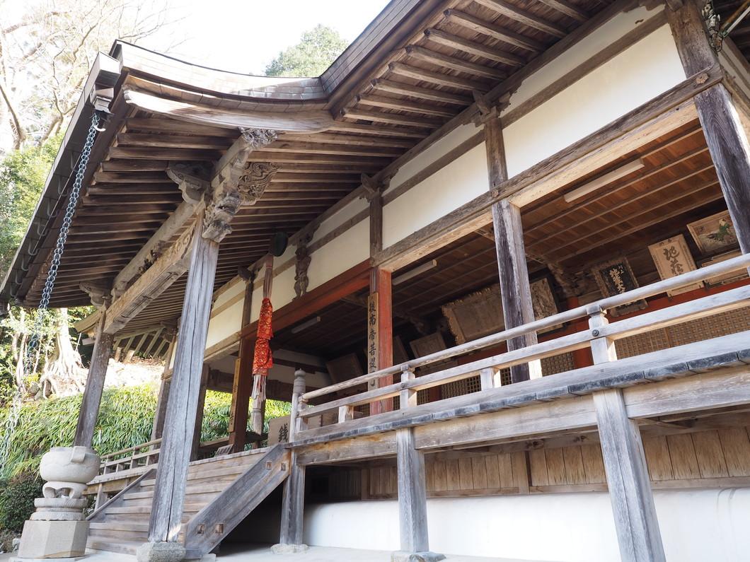 金剛寺(川上村)