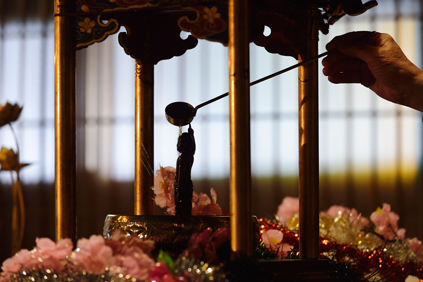 釈尊降誕会(花まつり)