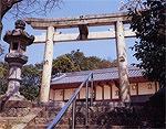春日神社(上牧町)