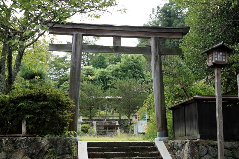 勝手神社(跡)