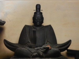 日本唯一の舎人親王像 公開