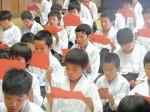 松尾山夏期心身修練教室(一休さん)