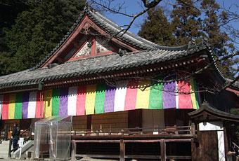 松尾寺の初午厄除祭