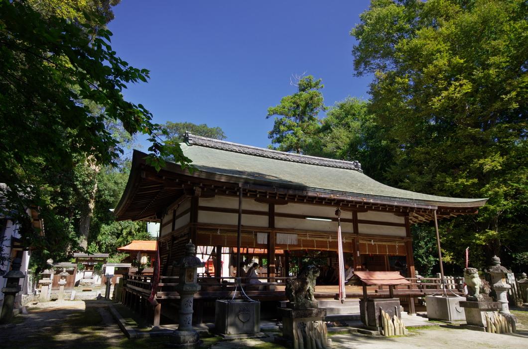 村屋神社(田原本町)