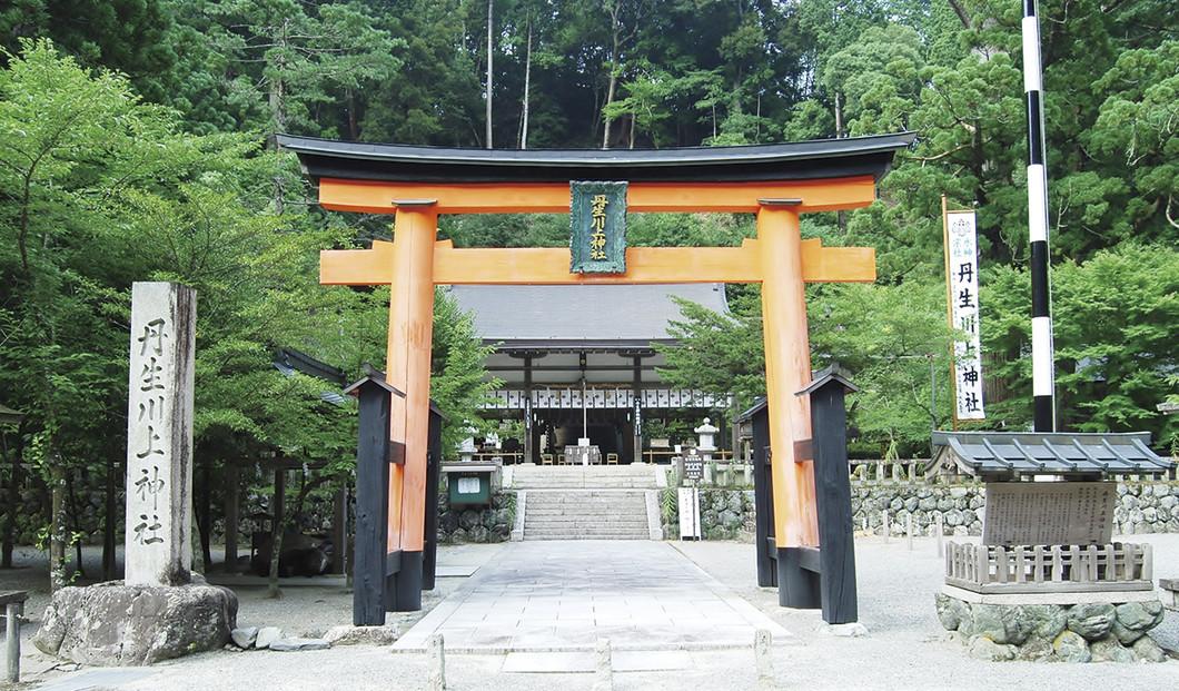 丹生川上神社