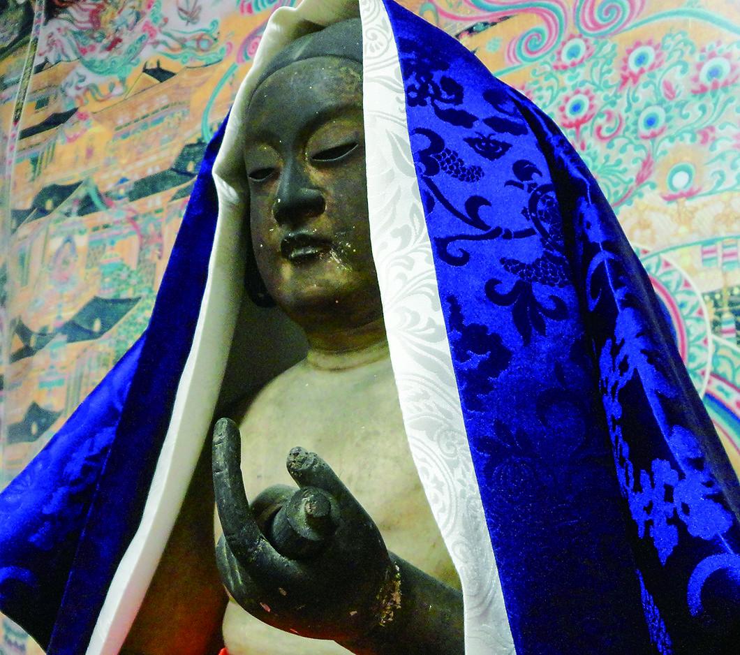 聖徳太子1400年ご遠忌特別公開