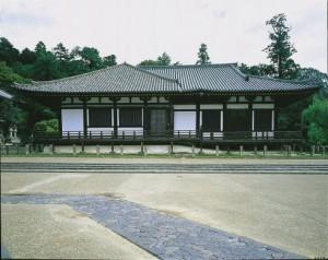 東大寺 法華堂(三月堂)