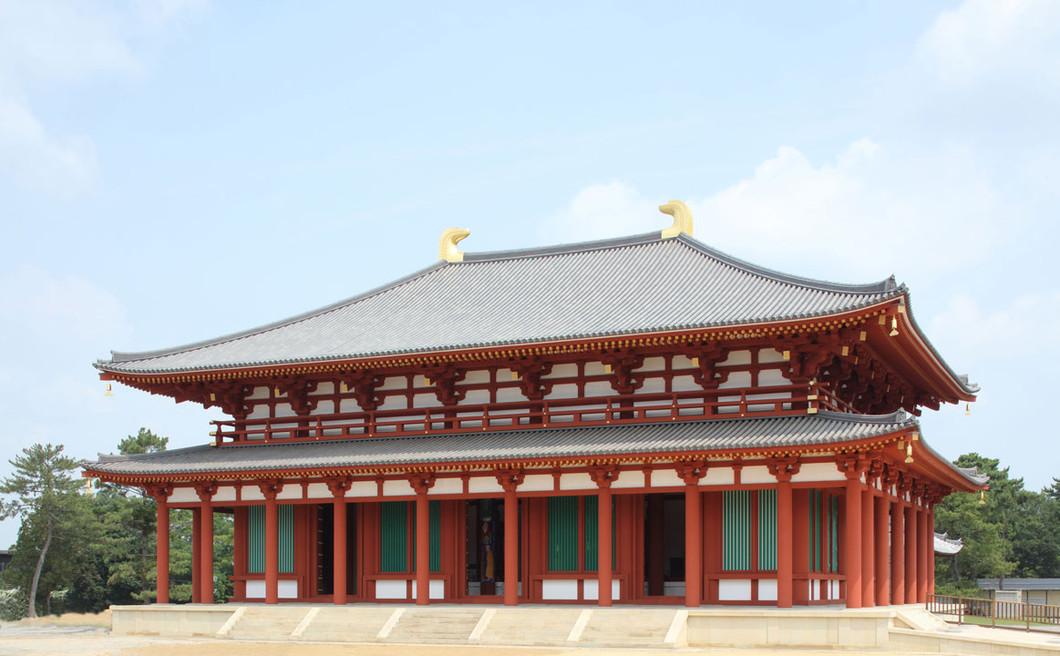 興福寺中金堂 一般拝観