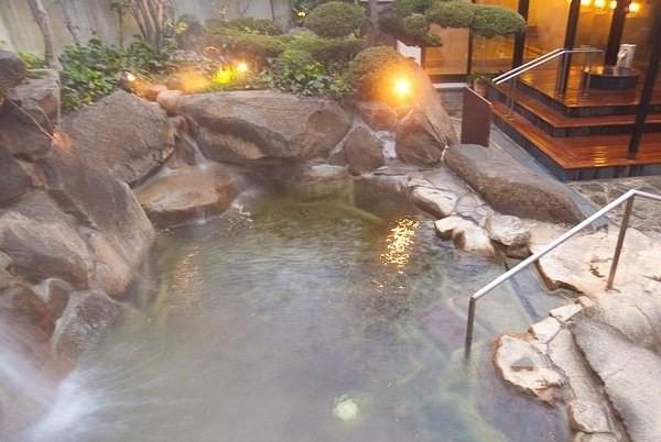大浴場(奈良健康ランド内)