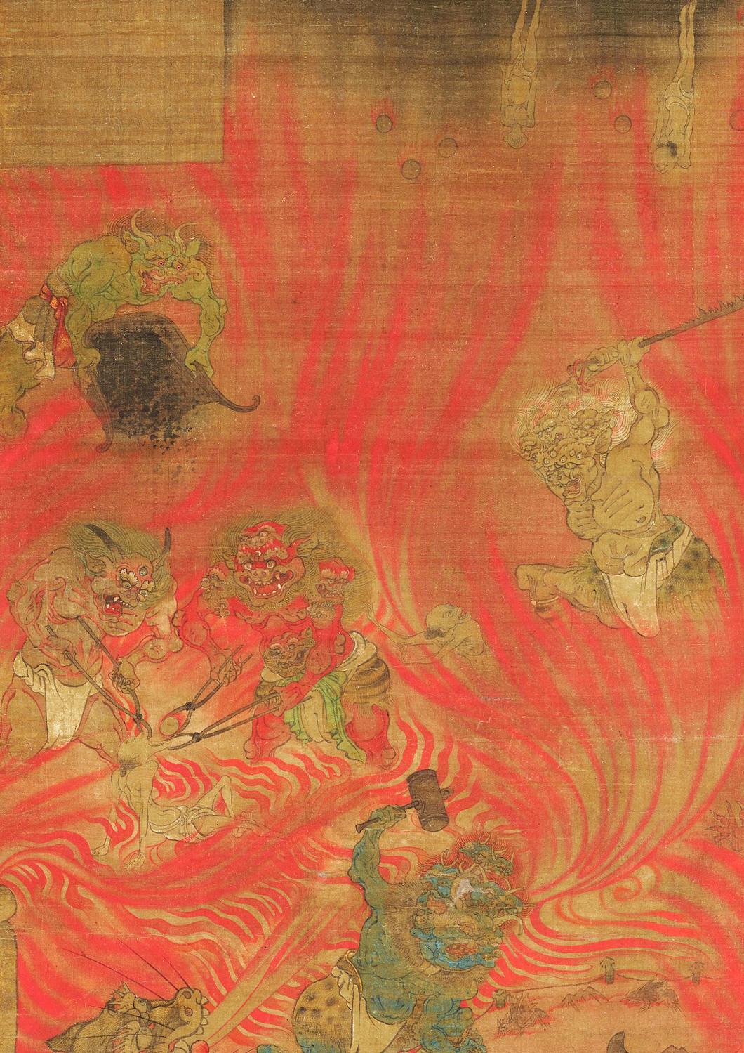 1000年忌特別展「源信 地獄・極楽への扉」