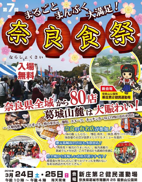 第7回奈良食祭