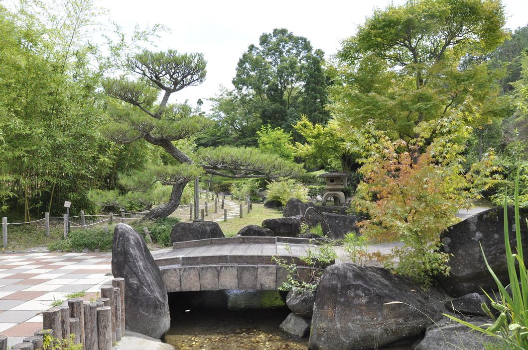 高山竹林園