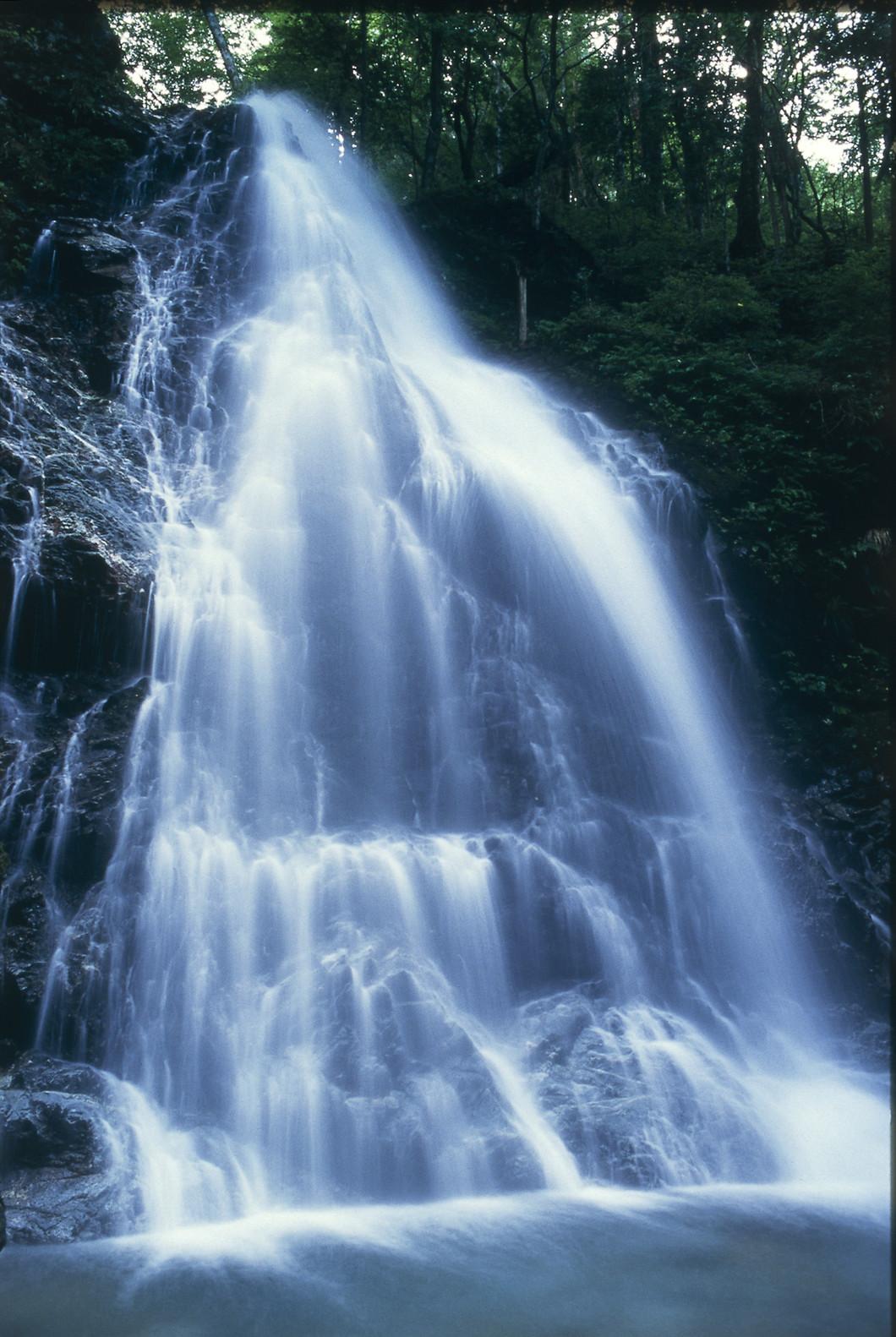 不動の滝(御杖村)