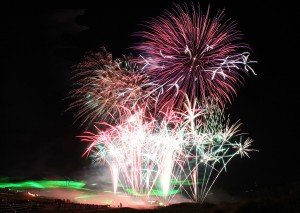 第46回吉野川祭り 納涼花火大会