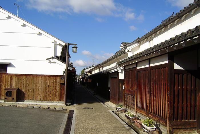 今井町【重要伝統的建造物群保存地区】