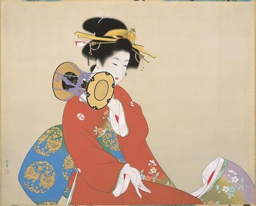 松園・松篁・淳之三代展~清らかな世界を想い描く~ 後期:「生命の詩」
