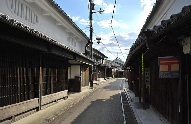 五條新町通り【重要伝統的建造物群保存地区】