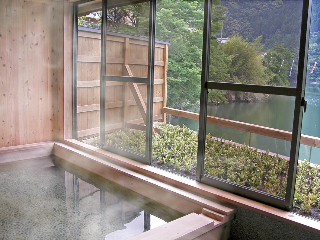 十津川温泉 庵の湯