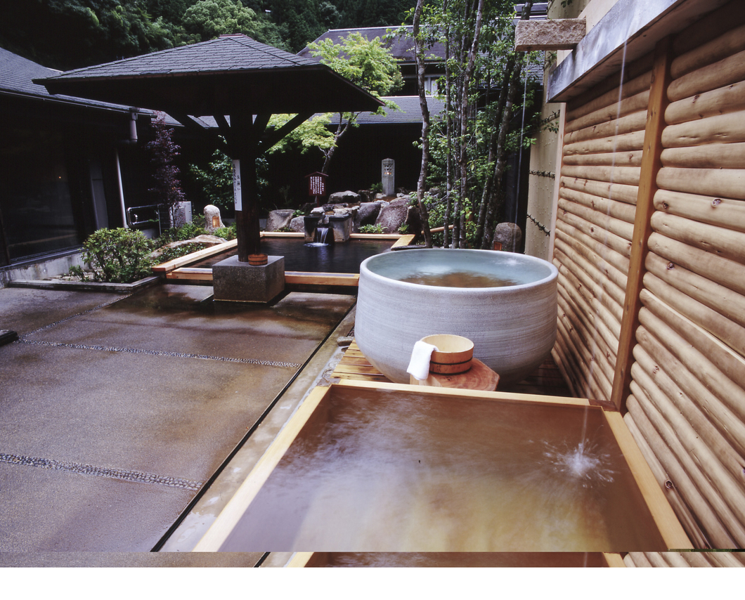 十津川温泉 昴の郷 温泉保養館「星の湯」