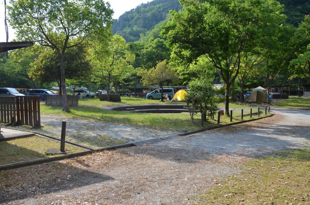 下市町森林公園やすらぎ村
