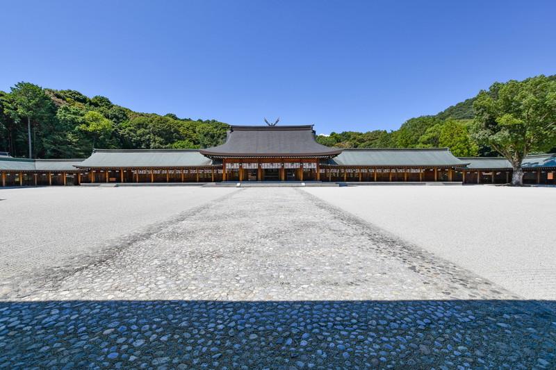 解説付き特別拝観「橿原神宮を渡る風」