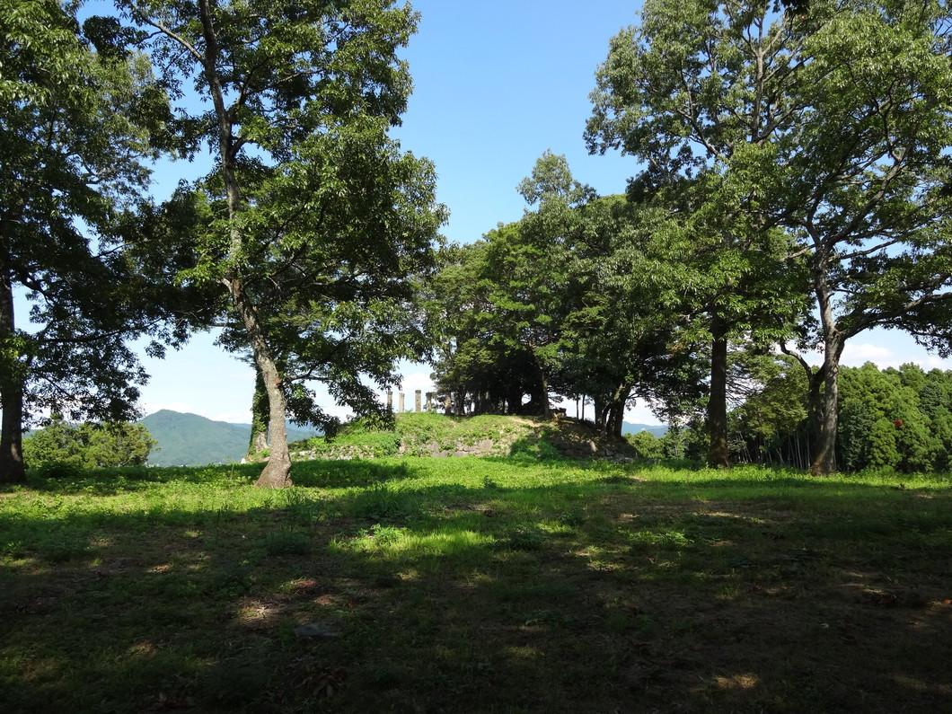 豊臣大阪城を守る大和三城の1つ宇陀松山城と重伝建の城下町
