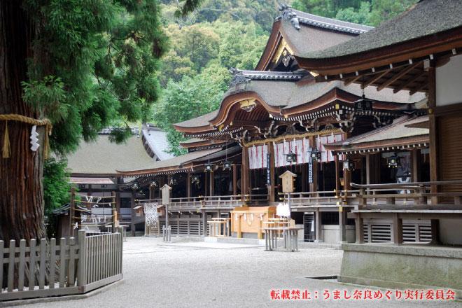 大神神社 三ツ鳥居特別参拝と神職の案内による宝物収蔵庫拝観