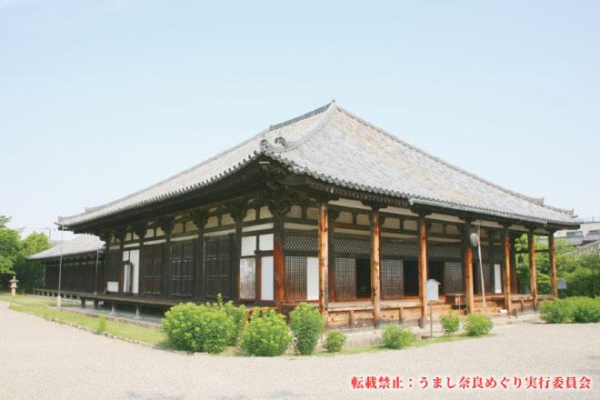 元興寺 極楽堂特別参拝と座禅体験