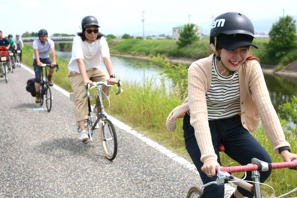 第1回さんぽでサイクリングin天理