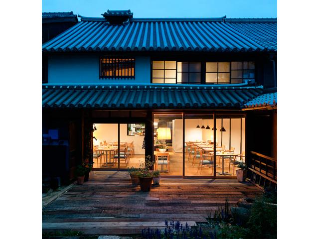橿原市今井町 今井町散策と古い町家を改装したフレンチレストランで味わうランチ