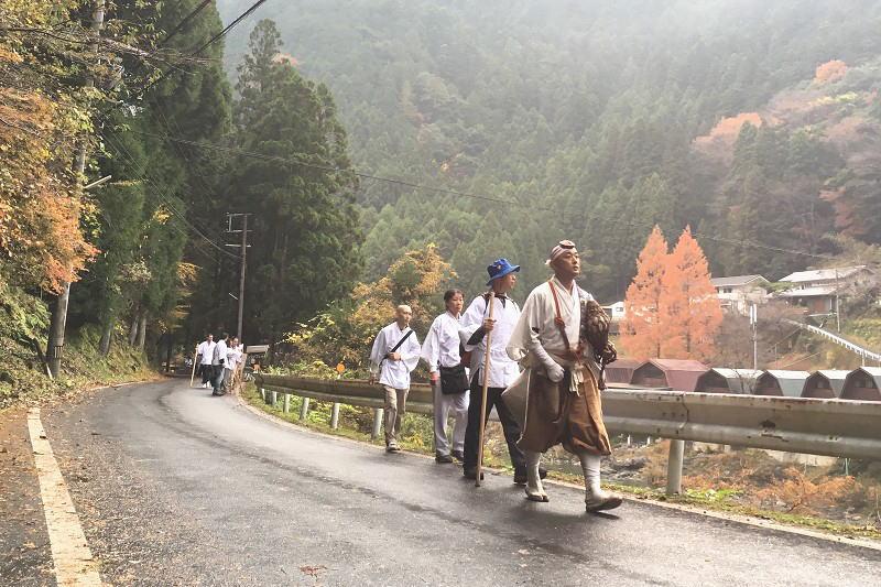 【1泊2日】巡礼吉野大峯の旅