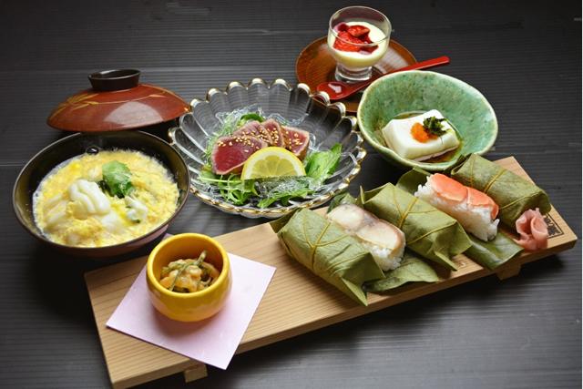 柿の葉ずし総本家 平宗 奈良店