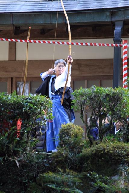 弓祝式(1月9日)