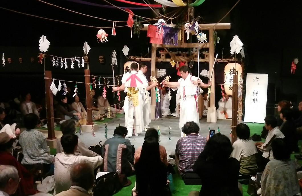 みやざきの神楽 奈良公演2016