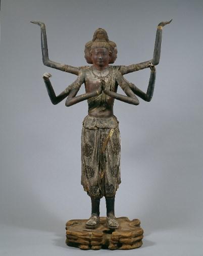 (1)興福寺 僧侶のご案内で 国宝館 早朝特別拝観