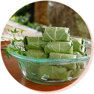 先人の知恵が詰まった奈良・五條の逸品「柿の葉すし」