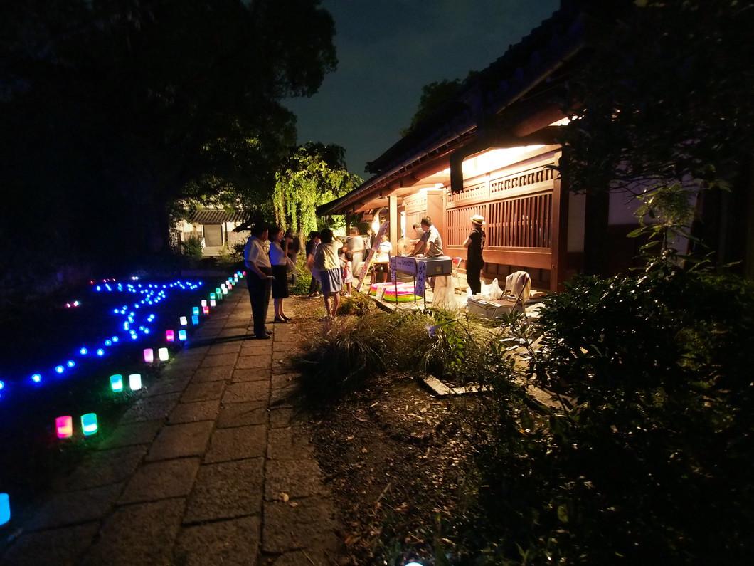 祈りの回廊(うぶすなの郷TOMIMOTO)
