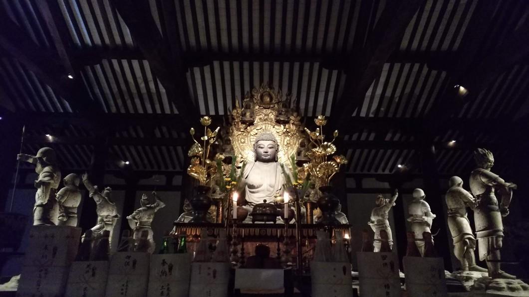 観光ボランティアガイドと歩く・なら「世界遺産の元興寺から萩の寺白毫寺へ」