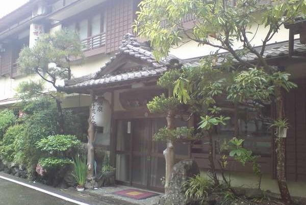 湯泉地温泉 十津川荘