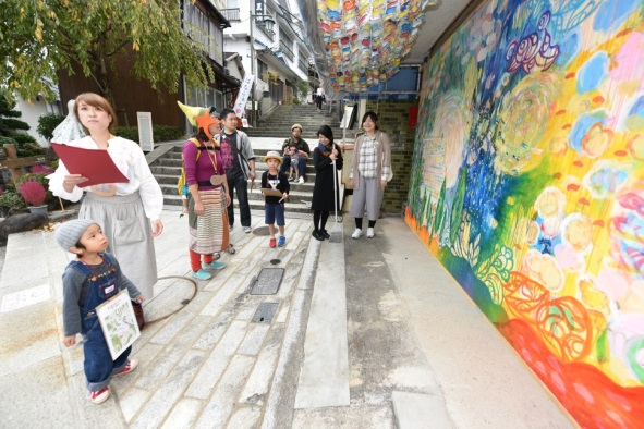 奈良・町家の芸術祭 はならぁと2016