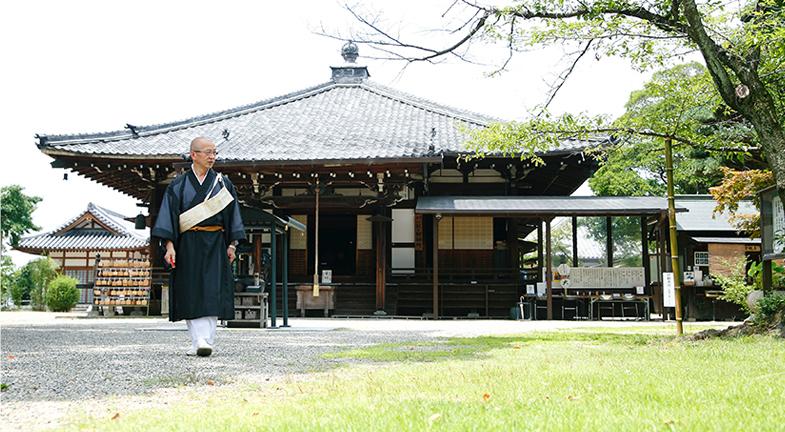 ―空海と大安寺、奈良との結びつきは深かったのですね。ますます奈良が誇らしく思えます。