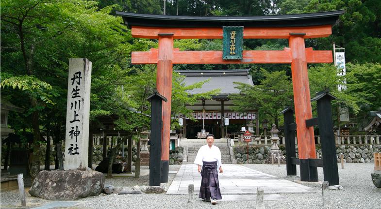 ―丹生川上神社と『古事記』との関係を教えてください。