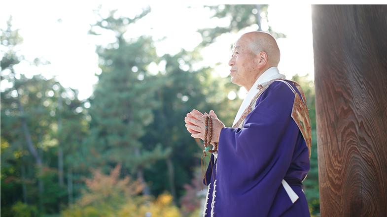 ―唐招提寺には中国からの観光客も多いですね。鑑真和上が1300年近くにわたって日本と中国との懸け橋になってくださっているのでしょうか。