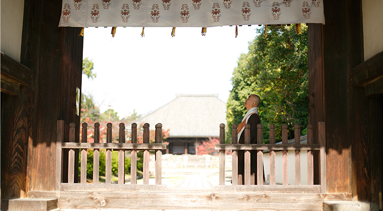 ―現在多くの参詣者が集う「大茶盛」も、叡尊上人由来の行事だそうですね。