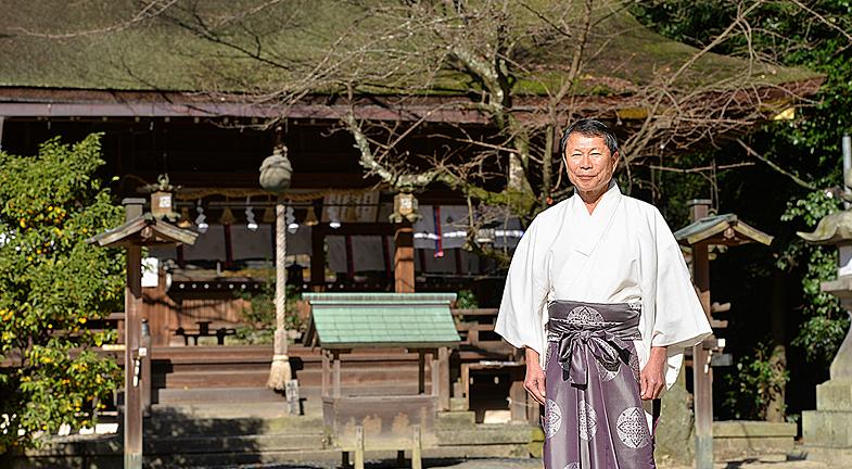 ―日本では昔から水が人々の生活に欠くべからざるものであり、水神信仰がありました。
