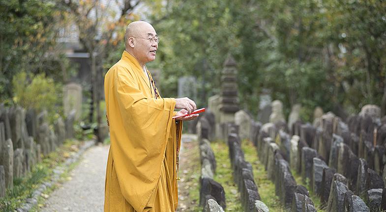 ―中世以降、元興寺で最も盛んであったのが地蔵信仰でした。